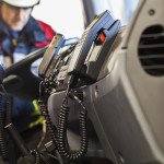 Emergency worker radio communications